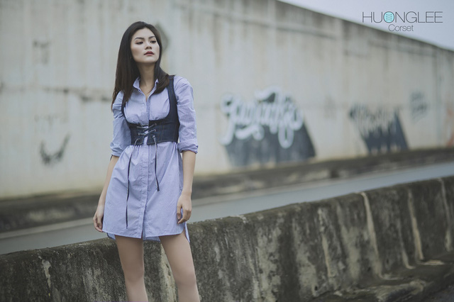 Corset - Xu hướng làm đẹp mới đang lấy lòng nhiều sao Việt - Ảnh 9.