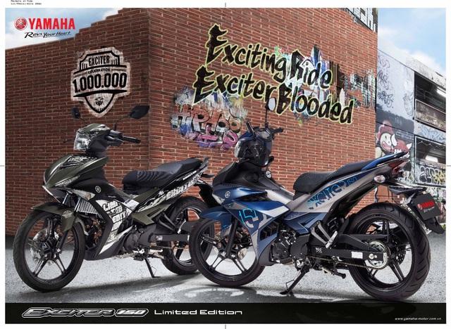 Yamaha Exciter tiếp tục chiếm ưu thế phân khúc xe côn tay cỡ nhỏ - Ảnh 2.