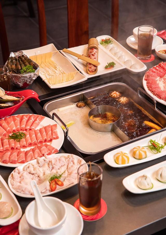 Vì sao Lý Hải, Minh Hà, Tú Vi, Văn Anh đều yêu thích lẩu Hutong? - Ảnh 6.