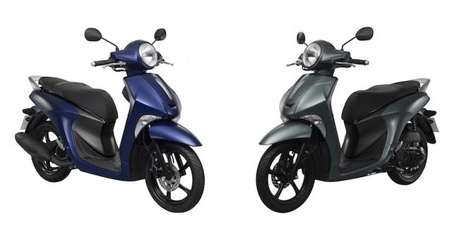 Cận cảnh Yamaha Janus – Mẫu xe tay ga năng động, trẻ trung dành cho sinh viên trước thềm năm học mới - Ảnh 2.