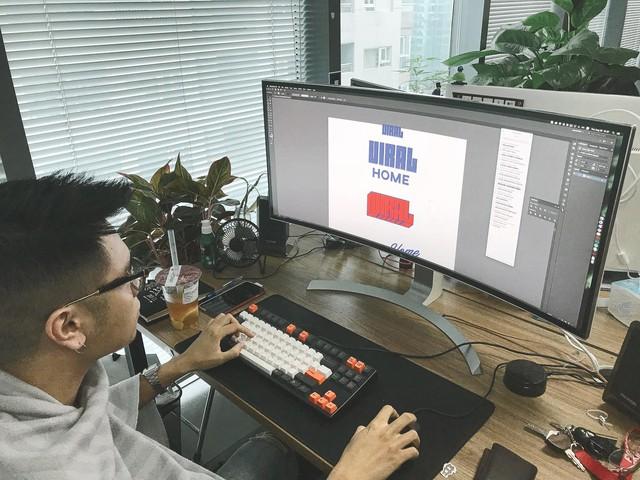Vì sao dân thiết kế chọn màn hình LG làm trùm mảng đồ họa? - Ảnh 1.