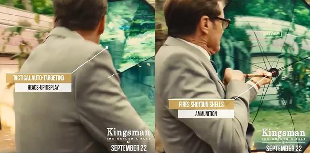 Kingsman: The Golden Circle – Khám phá dàn vũ khí siêu khủng của các đặc vụ - Ảnh 3.