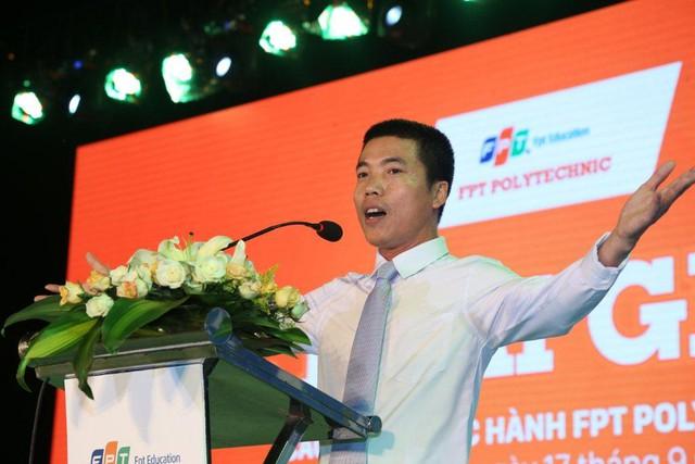 Gần 2.000 sinh viên FPT Polytechnic bước vào ngày hội đón năm học mới - Ảnh 8.