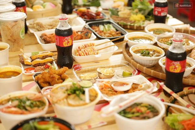 Giới trẻ tưng bừng check-in tại lễ hội ẩm thực đường phố Coca-Cola - Ảnh 4.