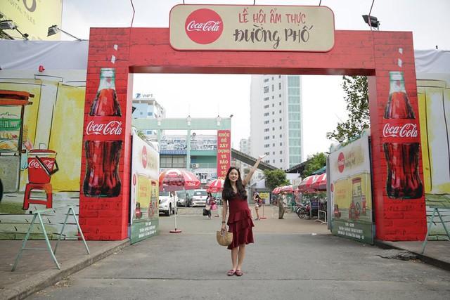 Giới trẻ tưng bừng check-in tại lễ hội ẩm thực đường phố Coca-Cola - Ảnh 12.