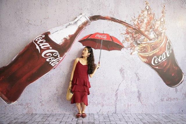 Giới trẻ tưng bừng check-in tại lễ hội ẩm thực đường phố Coca-Cola - Ảnh 14.