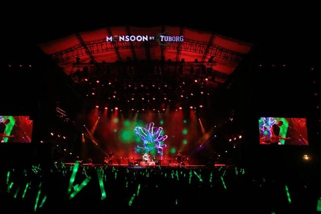 """""""Monsoon Music Festival 2017 by Tuborg"""" đêm thứ 2: Da LAB đốt cháy sân khấu cùng loạt hit khủng - Ảnh 1."""