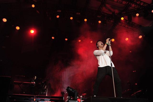 """""""Monsoon Music Festival 2017 by Tuborg"""" đêm thứ 2: Da LAB đốt cháy sân khấu cùng loạt hit khủng - Ảnh 8."""