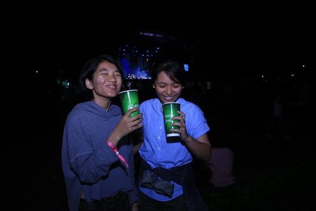 """""""Monsoon Music Festival 2017 by Tuborg"""" đêm thứ 2: Da LAB đốt cháy sân khấu cùng loạt hit khủng - Ảnh 16."""
