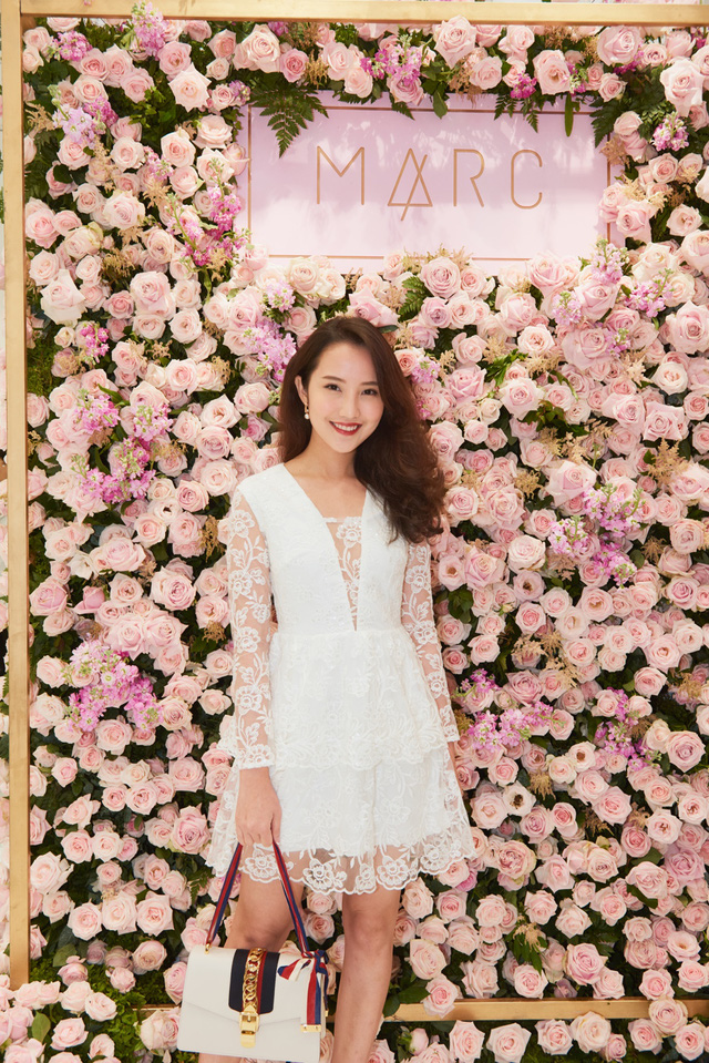 Tú Hảo, Đồng Ánh Quỳnh, Trương Mỹ Nhân cùng đọ sắc tại buổi Soft Opening của MARC - Ảnh 8.