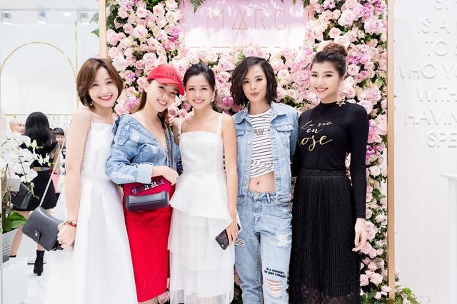 Tú Hảo, Đồng Ánh Quỳnh, Trương Mỹ Nhân cùng đọ sắc tại buổi Soft Opening của MARC - Ảnh 10.