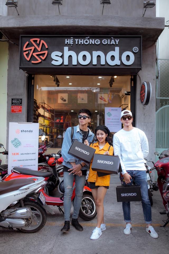 Jun Vũ cùng dàn sao Tháng năm rực rỡ trẻ trung, năng động chọn sandals cá tính - Ảnh 6.
