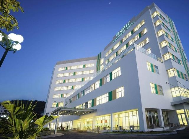 Vinmec Hạ Long mang đến dịch vụ y tế chuẩn quốc tế.