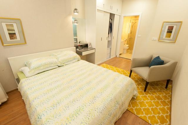 Căn hộ Anland cao cấp được đầu tư trang thiết bị nội thất tốt nhất từ châu Âu.