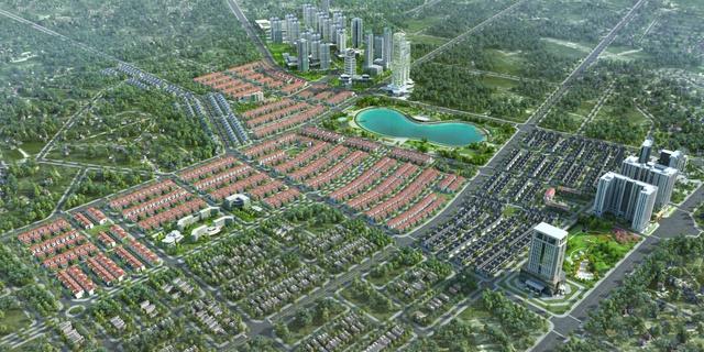 Anland Complex thừa hưởng đầy đủ các tiện ích nội khu hiện đại của KĐT Dương Nội.