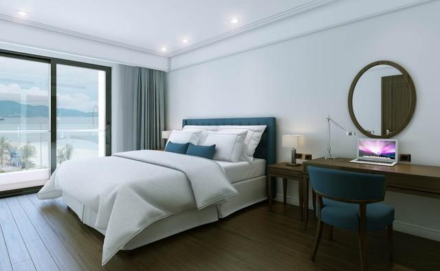 Tầm nhìn rộng mở, tất cả các căn hộ tại Luxury Apartment đều có cửa sổ với các góc view rộng mở về biển Mỹ Khê, cầu Thuận Phước, vịnh Đà Nẵng, trung tâm Thành phố…