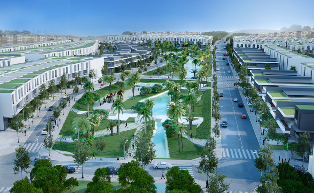 Bảo Lộc Capital - dự án khu dân cư thấp tầng lớn và tích hợp nhiều tiện ích nhất.