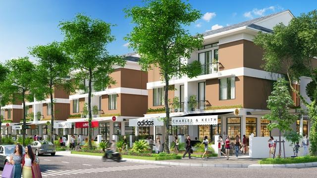 Khu biệt thự thương mại An Phú Shop-villa cam kết trao sổ đỏ vĩnh viễn cho gia chủ.