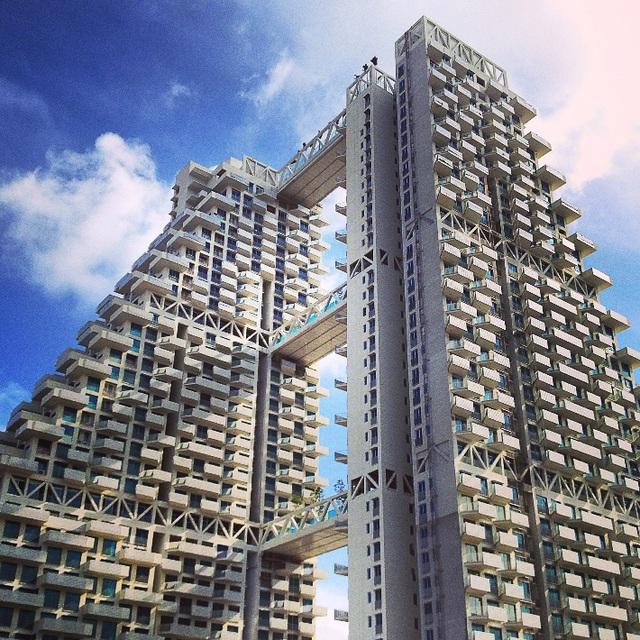 Dự án Sky Habitat từ chủ đầu tư CapitaLand.