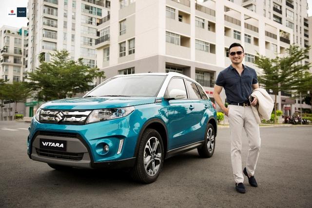 Chi Bảo mang tinh thần cầu tiến và cầu toàn - đậm cá tính của những chủ nhân Suzuki.