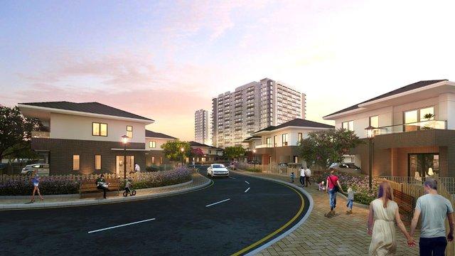 Cư dân Fuji Residence sẽ được hưởng lợi ích kép từ tổng thể quy hoạch của cả một khu đô thị.