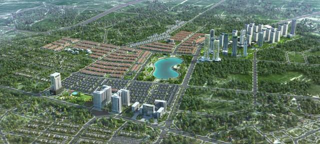 An Phú Shop-villa nằm tại Dương Nội - khu đô thị mở đầy tiềm năng được quy hoạch đồng bộ,  tiện ích bậc nhất Thủ đô.