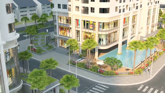 Cư dân tương lai của dự án sẽ được tận hưởng cuộc sống trọn vẹn với đầy đủ tiện ích.