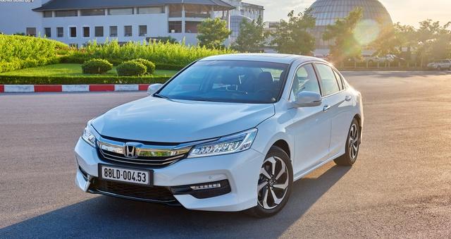 Doanh số bán 3 tháng đầu năm của Honda Accord đã tăng 57% so với cùng kỳ năm ngoái, đây đã trở thành sự lựa chọn đáng tiền trong phân khúc sedan hạng D.