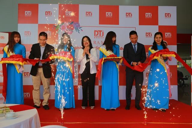 DTJ Group chính thức cho ra mắt văn phòng tại Nghệ An.