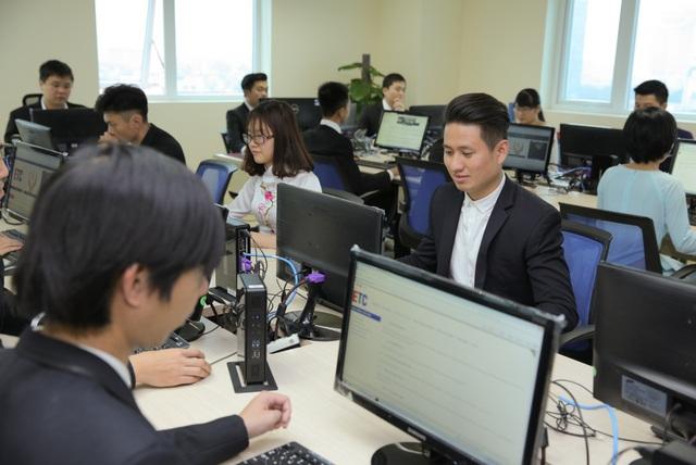 ETC luôn chú trọng phát triển, đào tạo và đầu tư để nâng tầm các kỹ sư phần mềm