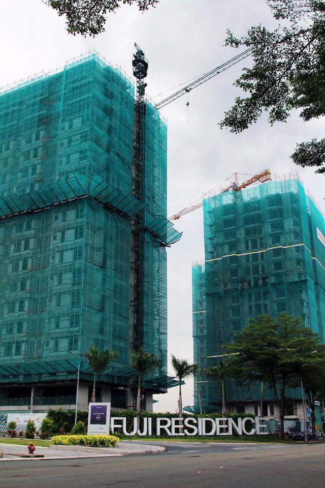 Dự án Flora Fuji đang bước vào giai đoạn hoàn thiện và chuẩn bị bàn giao nhà vào quí IV/2017.