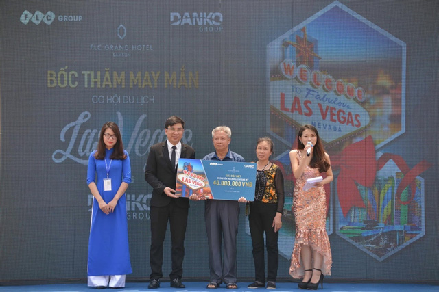 Danko Group thường xuyên tổ chức sự kiện giới thiệu dự án tại Hà Nội và Sầm Sơn.