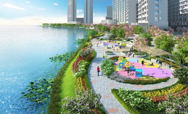 Sau khi hoàn thành, Sakura Park được kì vọng sẽ trở thành không gian công cộng độc đáo có một không hai của TP.HCM.