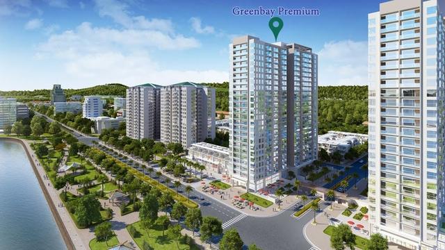 Green Bay Premium được xây dựng theo mô hình Hometel.