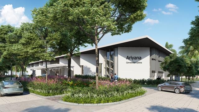 Trung tâm ADECC nơi diễn ra sự kiện APEC tháng 11 tới tại Đà Nẵng.