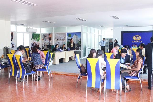 Sự kiện khai trương căn hộ mẫu Officetel Golden King nhận được sự quan tâm của đông đảo khách hàng.