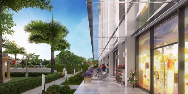 Căn hộ ven sông Marina Tower có mức giá dưới 1 tỷ đồng.