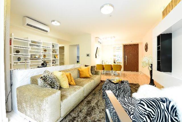 Gam màu tươi sáng, trẻ trung và sang trọng là tiêu chí trong mỗi căn hộ của Seasons Avenue.