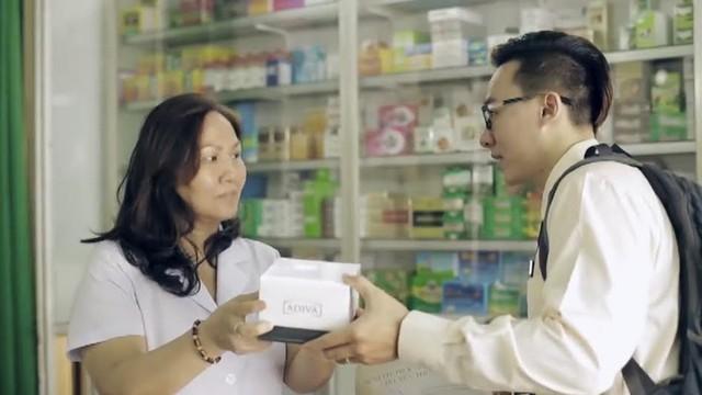 Các nhà thuốc ưu tiên giới thiệu collagen đã có kiểm nghiệm lâm sàng  với người tiêu dùng. (ảnh minh họa).