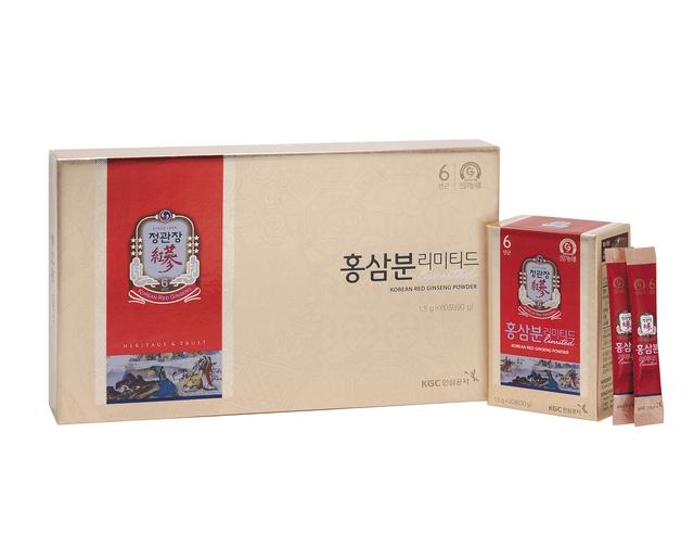 Bột Hồng Sâm Thượng Hạng (KRG Powder Limited 90g).
