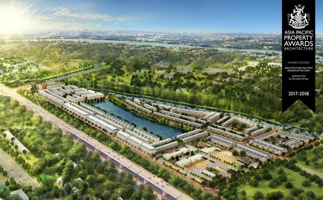 Lakeview City – khu đô thị hoàn chỉnh và đồng bộ tại Q.2, TP.HCM - đang trong giai đoạn bàn giao đợt 1 cho khách hàng.