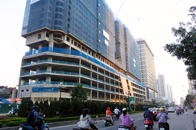 Tính đến tháng 5/2017, dự án đã thi công đến tầng 21, dự kiến sẽ hoàn thiện và bàn giao nhà cho khách hàng vào quý I/2018.