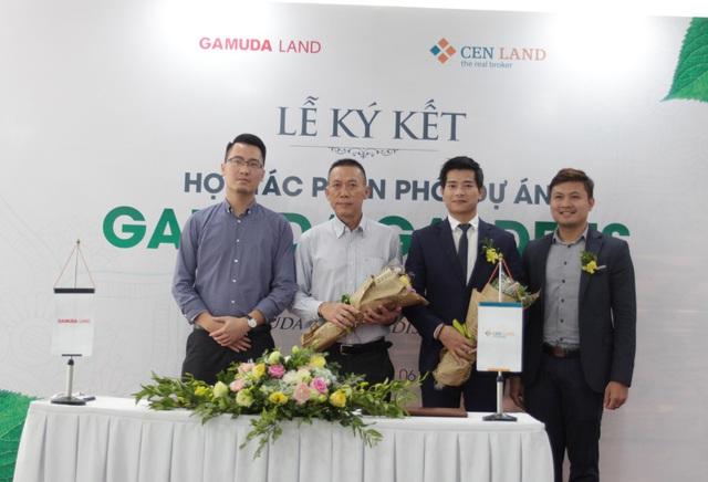 Sự kiện đã khẳng định mối quan hệ hợp tác chiến lược giữa Gamuda Land Việt Nam và CENLAND ngày càng bền chặt hơn trong thời gian tới.