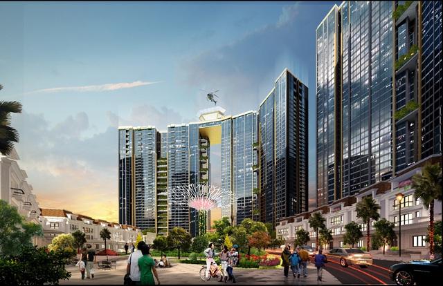 """Sunshine City – Dự án con cưng của Sunshine Group với chính sách bán hàng cực """"đỉnh""""."""