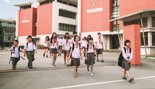 Trường song ngữ quốc tế Hanoi Academy.