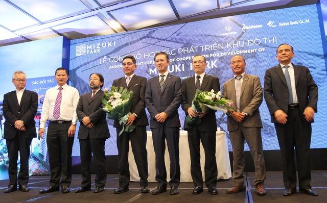 Chủ đầu tư và các đối tác tham gia phát triển khu đô thị Mizuki Park cùng Nam Long đều là những thương hiệu uy tín trong lĩnh vực bất động sản Việt Nam và quốc tế.