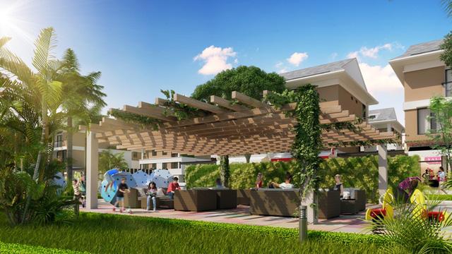 Khu biệt thự thương mại An Phú Shop-villa ra đời nhằm đón đầu xu hướng của thế giới khi kết hợp hài hòa giữa shop và villa trong một căn biệt thự, hướng tới cuộc sống xanh và an lành.