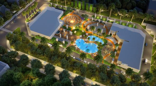 Tại khu vực Trung Hòa – Nhân Chính chỉ duy nhất có dự án Rivera Park dành tới 75% diện tích cho cây xanh và phong cảnh.