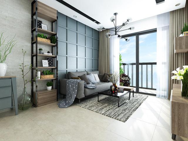 Căn hộ smart home đầu tiên tại Nha Trang.