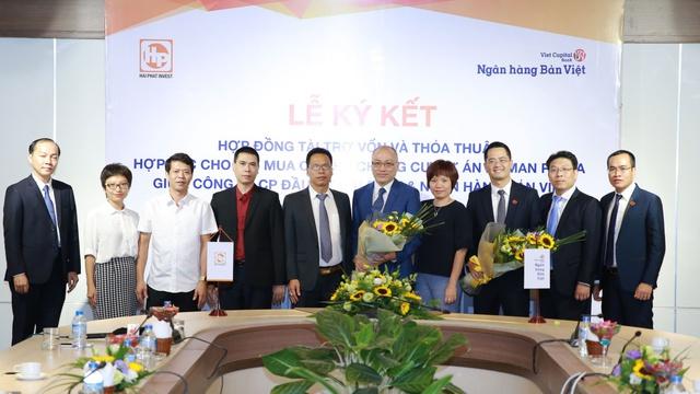 Ngân hàng TMCP Bản Việt tài trợ vốn cho phần cao tầng của Dự án Roman Plaza.